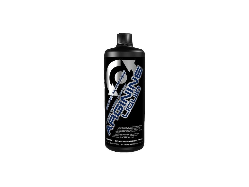 Arginine Liquid (Balení 1000ml, Příchuť Pomeranč)
