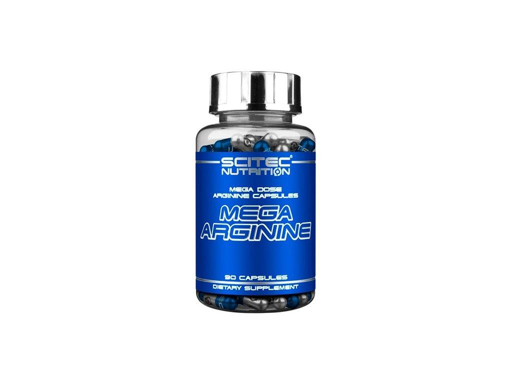 Mega Arginine (Balení 140 kapslí)