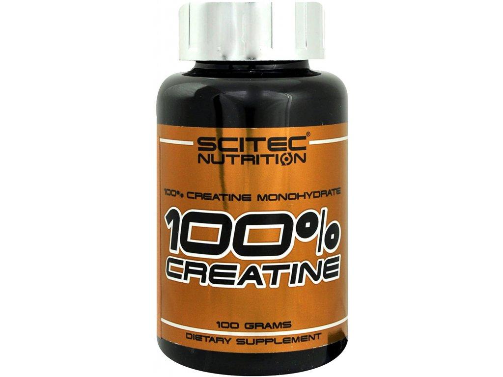 Creatine 100 % Pure (Balení 500g)