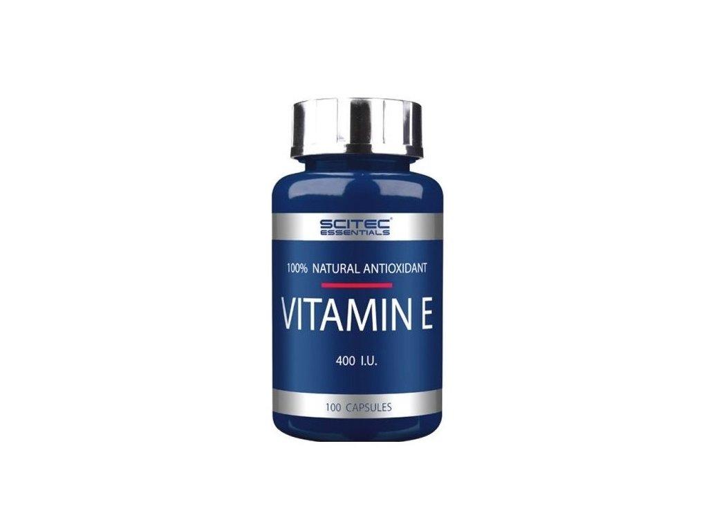 Vitamín E (Balení 100 kapslí)