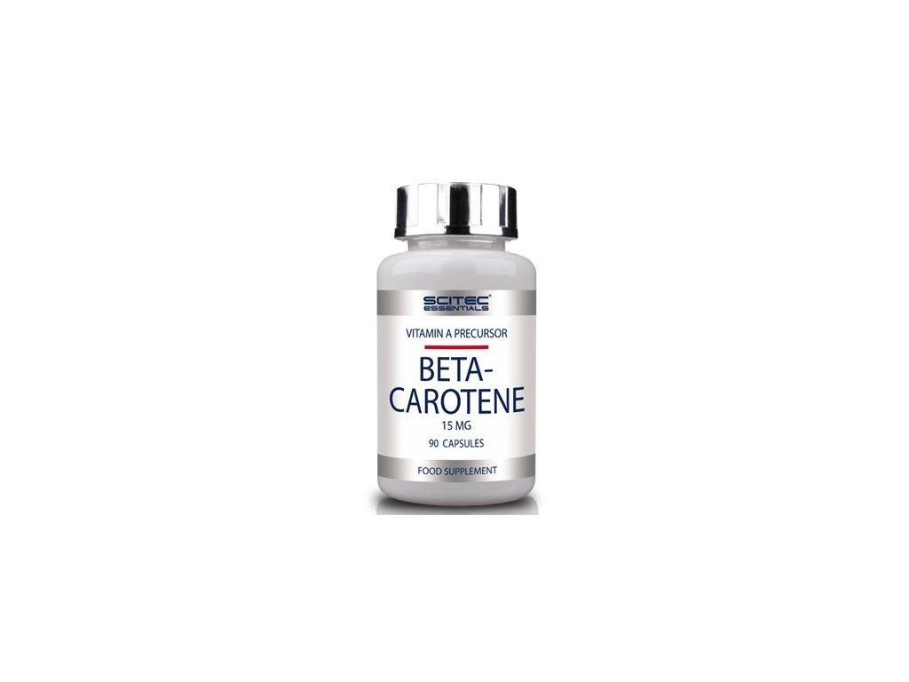 Beta-Carotene (Balení 90 kapslí)