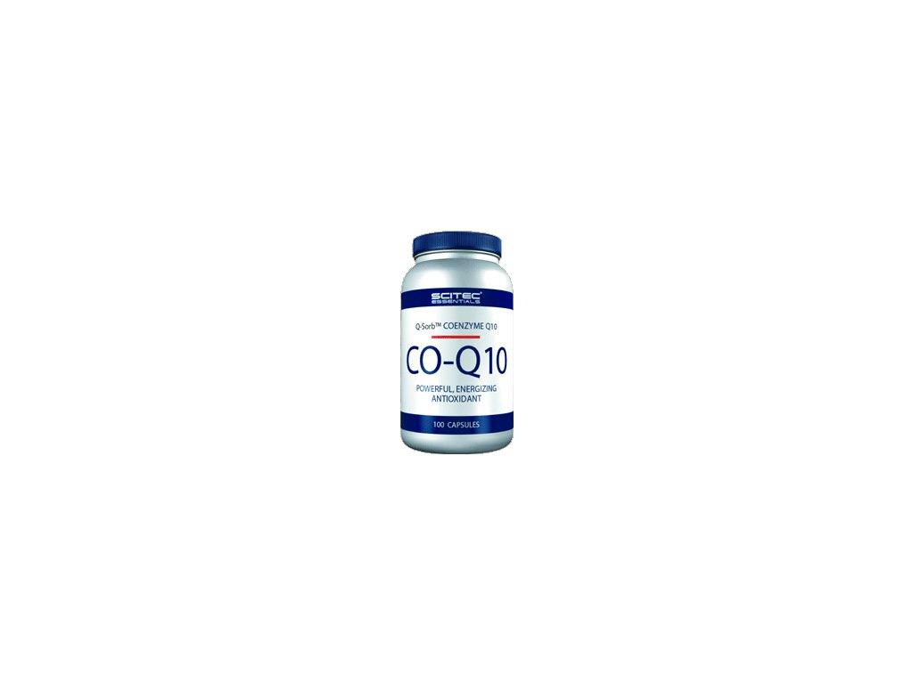 Koenzym Q10 (Balení 100 kapslí)