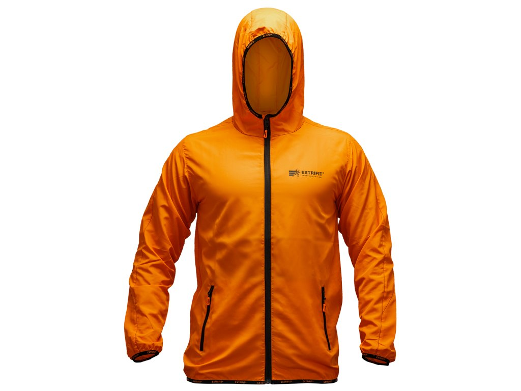 Bunda Extrifit pánská 22 (Barva oblečení Oranžová, Velikost XXL)