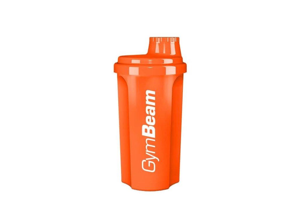 Šejkr oranžový 700 ml - GymBeam