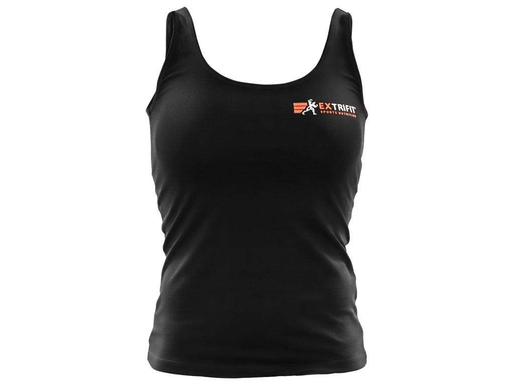 Tílko Extrifit dámské (Barva oblečení Černá, Velikost XS)