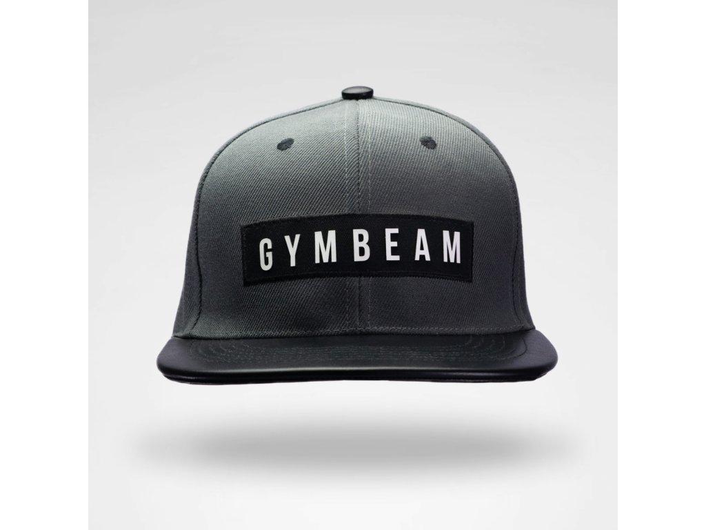 Kšiltovka Superior Snapback Grey - GymBeam
