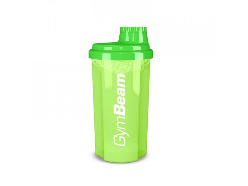 Šejkr zelený 700 ml - GymBeam