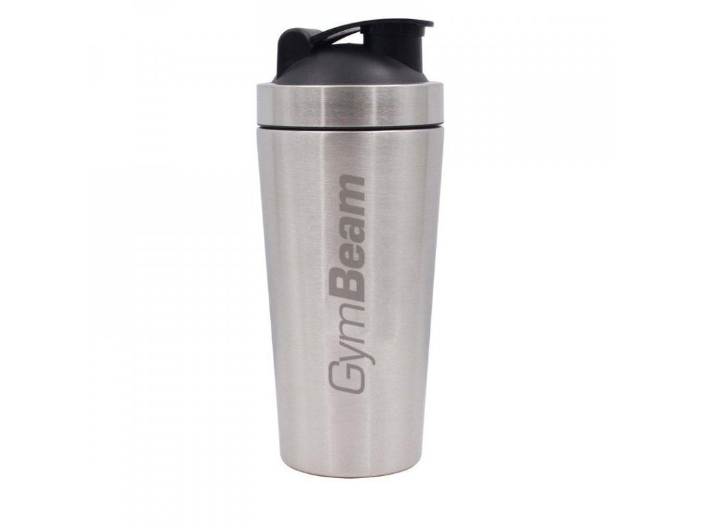 Šejkr Steel 750 ml - GymBeam