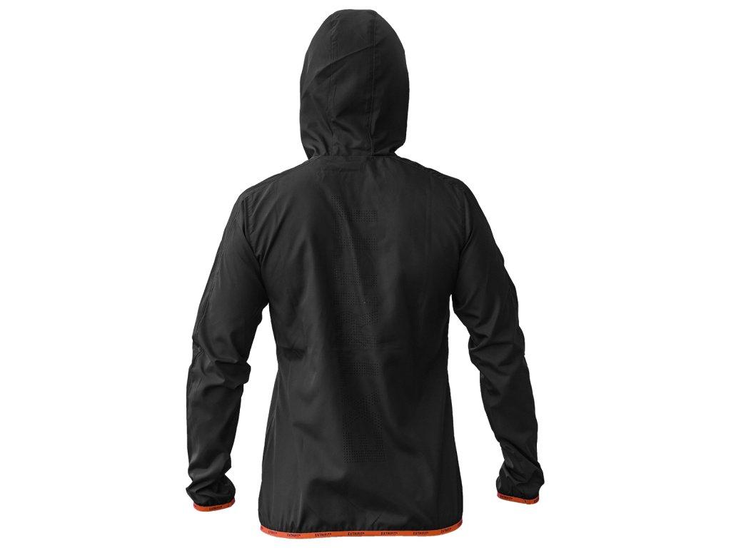Bunda Extrifit dámská 23 (Barva oblečení Černá, Velikost XS)