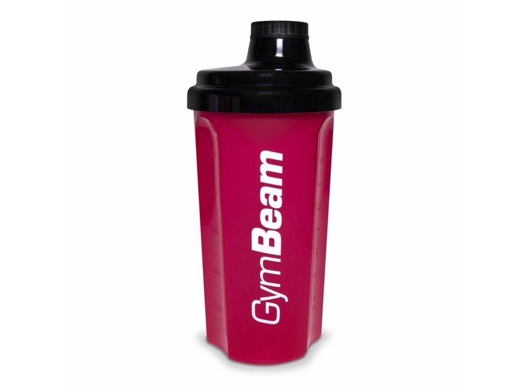 Šejkr červený 500 ml - GymBeam