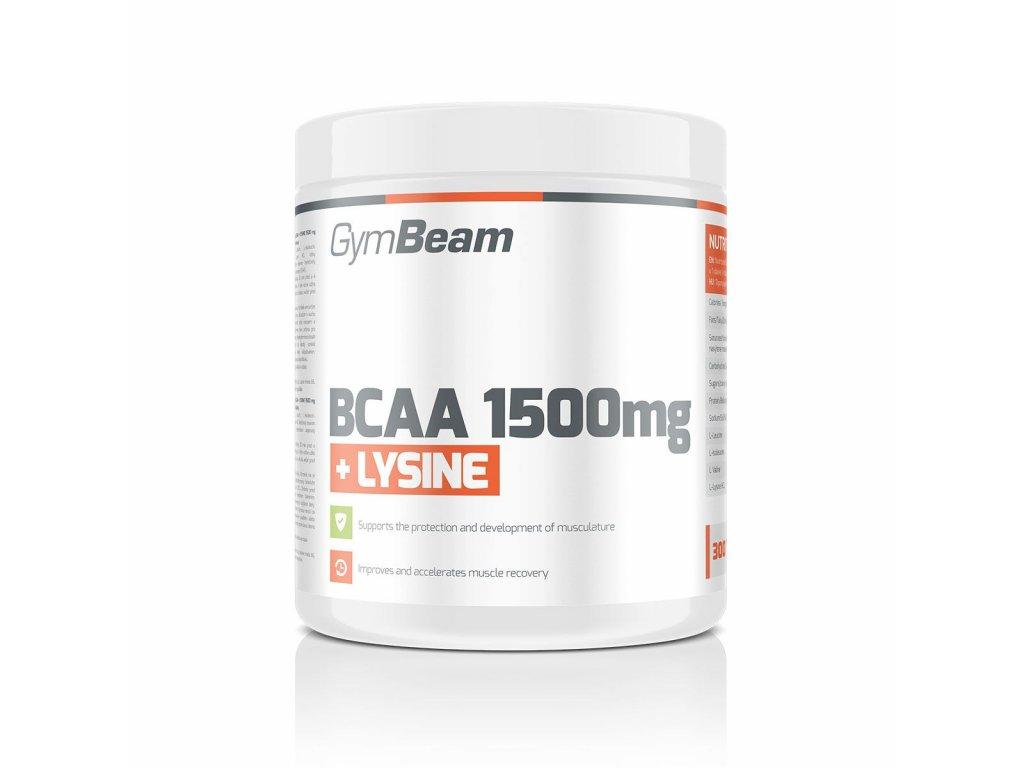 BCAA 1500 + Lysine 300 tab - GymBeam