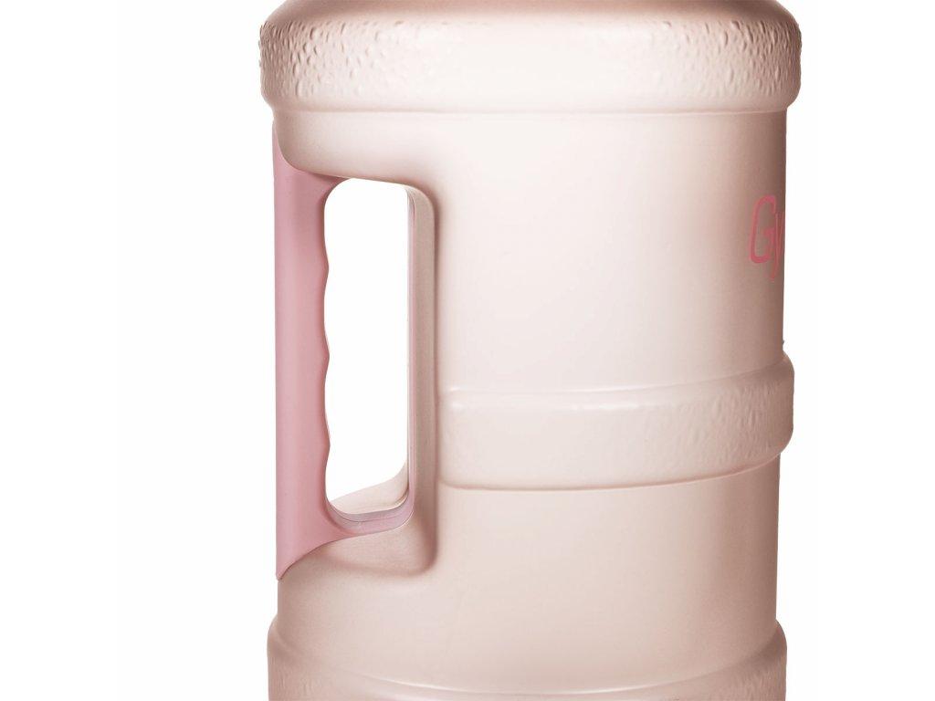 Sportovní láhev Hydrator TT 2,5 l Rose - GymBeam
