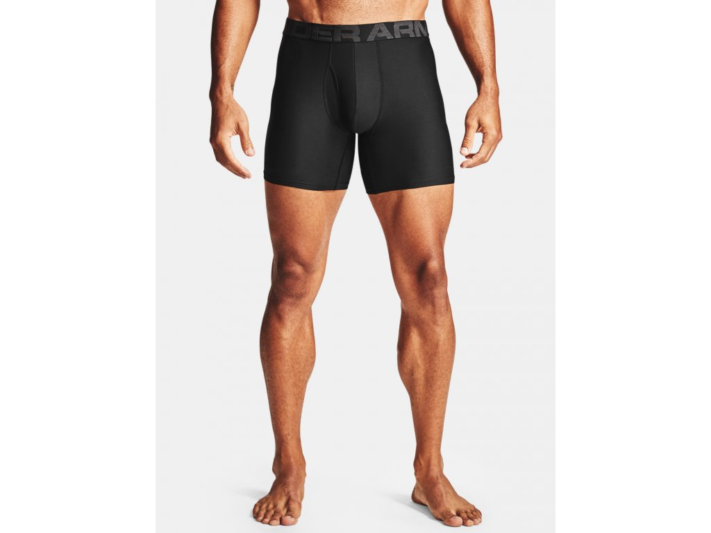 Boxerky Under Armour UA Tech 6in 2 Pack