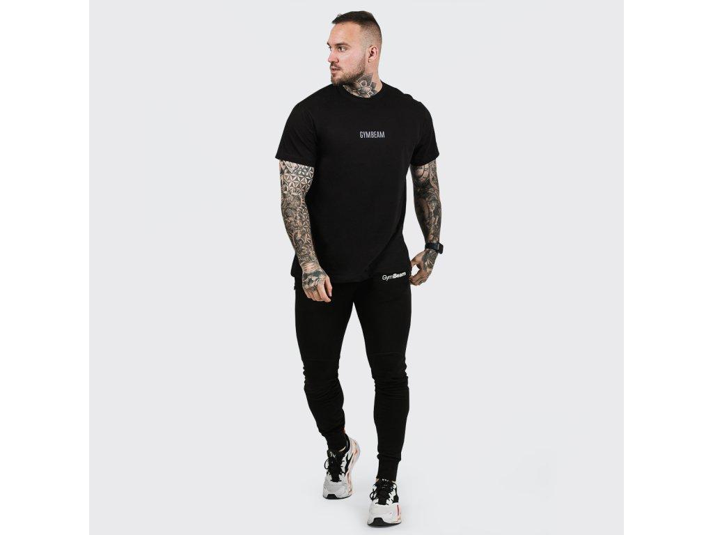 Tričko FIT Black - GymBeam