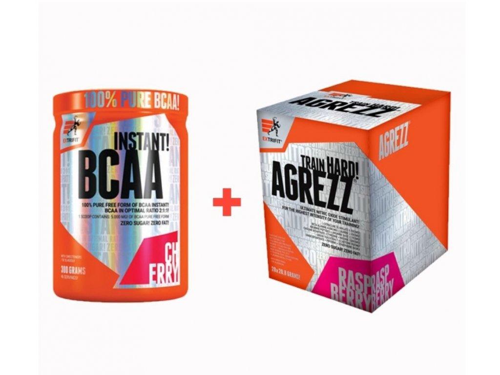 BCAA Instant +Agrezz