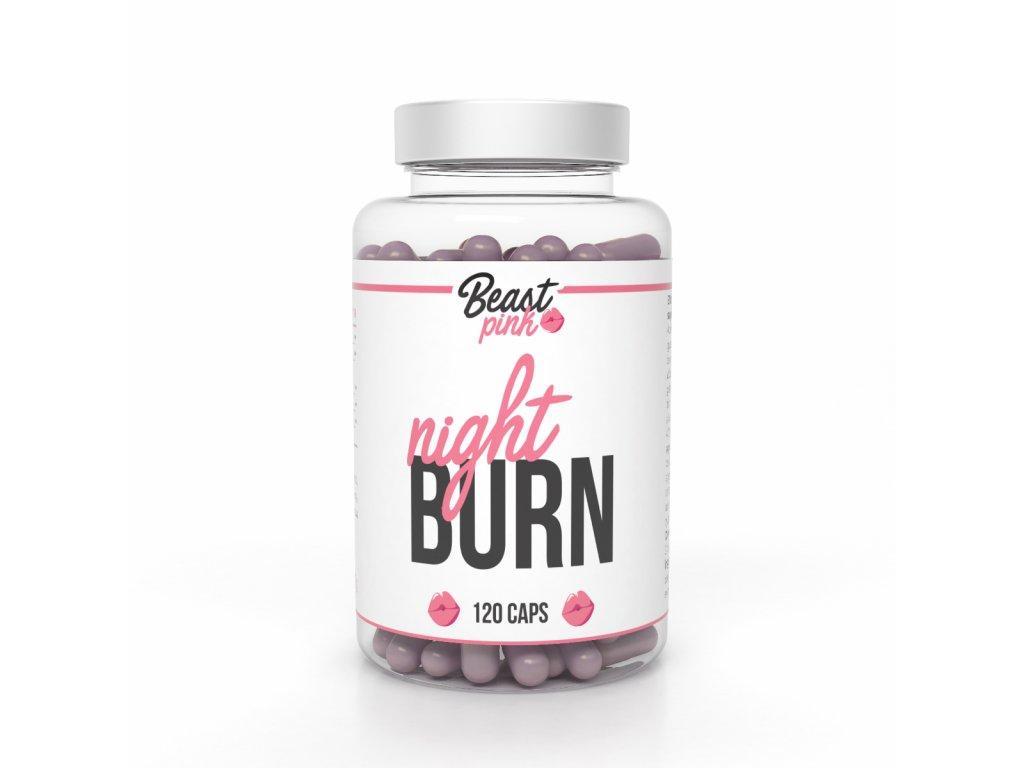Spalovač tuků Night Burn - BeastPink AKCE