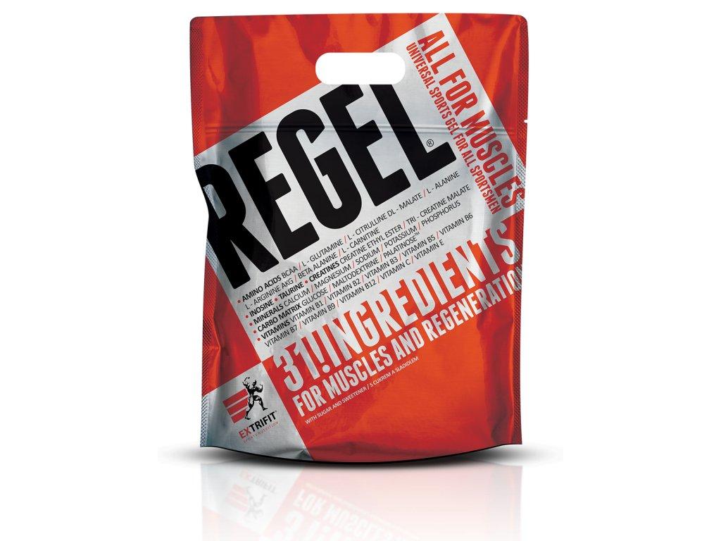 Regel® (Balení 25x80g, Příchuť Citron-pomeranč)