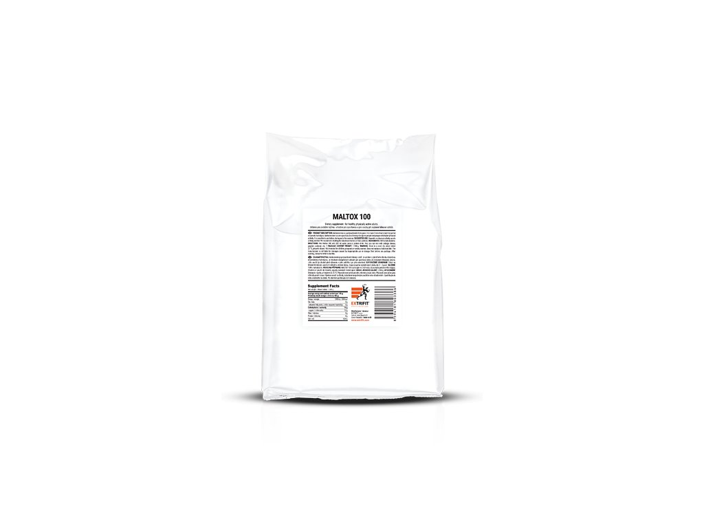 Maltox 100 - maltodextrin (EU) (Balení 1500g, Příchuť Natural)