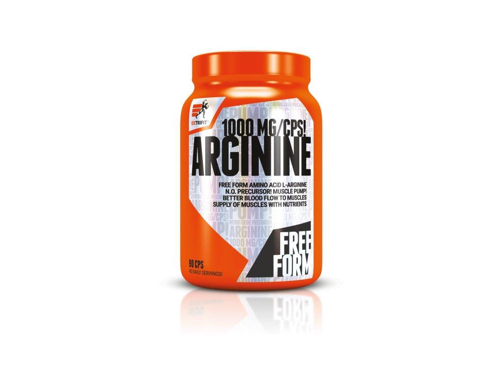 Arginine 1000 mg (Balení 90 kapslí)