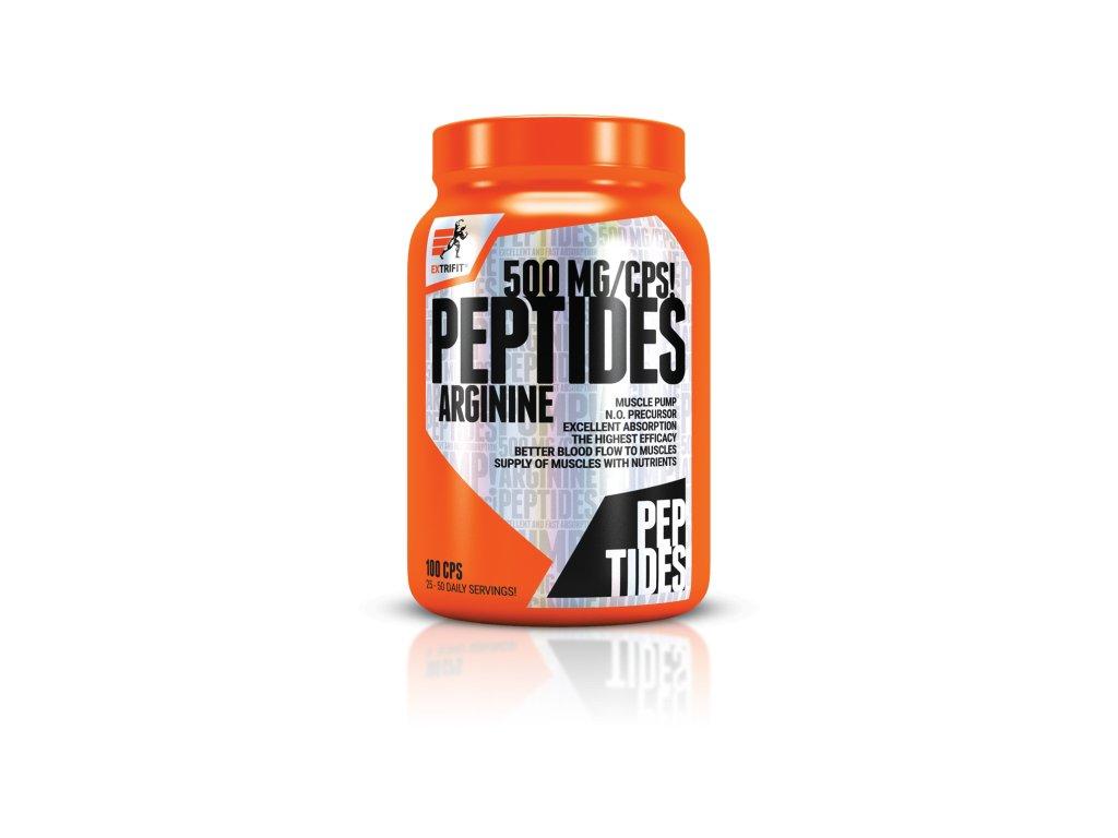 Peptides Arginine (Balení 100 kapslí)