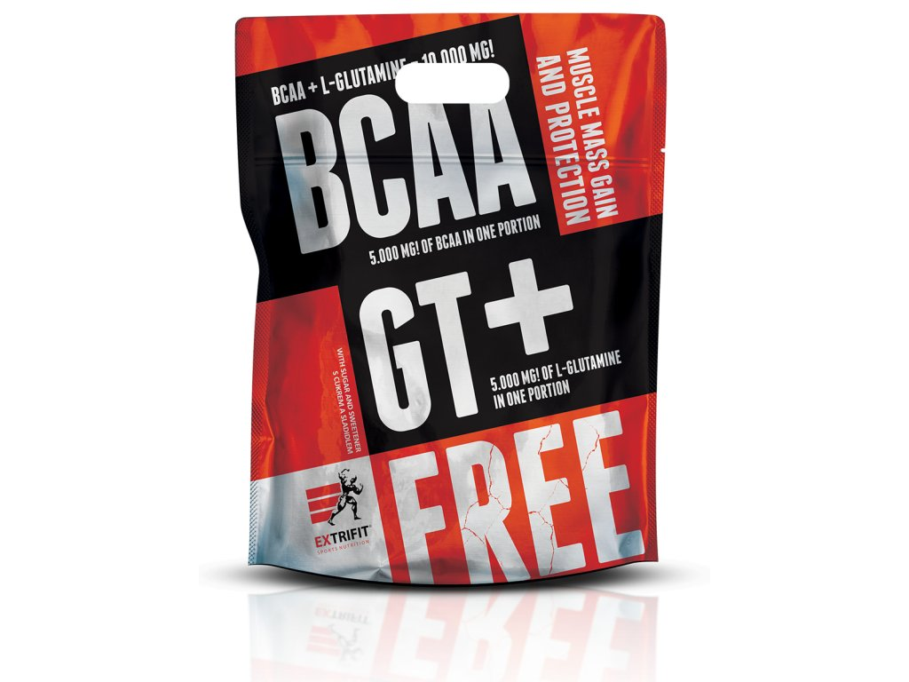 BCAA GT+ (Balení 25x80g, Příchuť Meruňka)