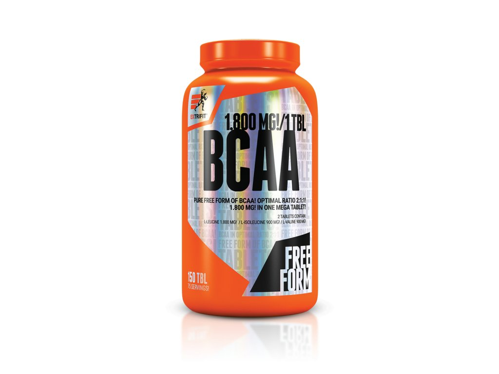BCAA 1800 mg Mega Tablets (Balení 300 kapslí)