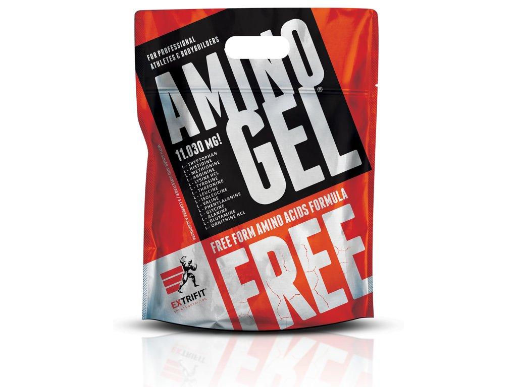 Aminogel® (Balení 25x80g, Příchuť Višeň)