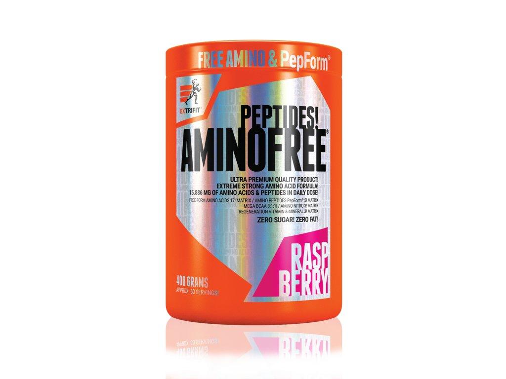 AminoFree® Peptides (Balení 400g, Příchuť Pomeranč)