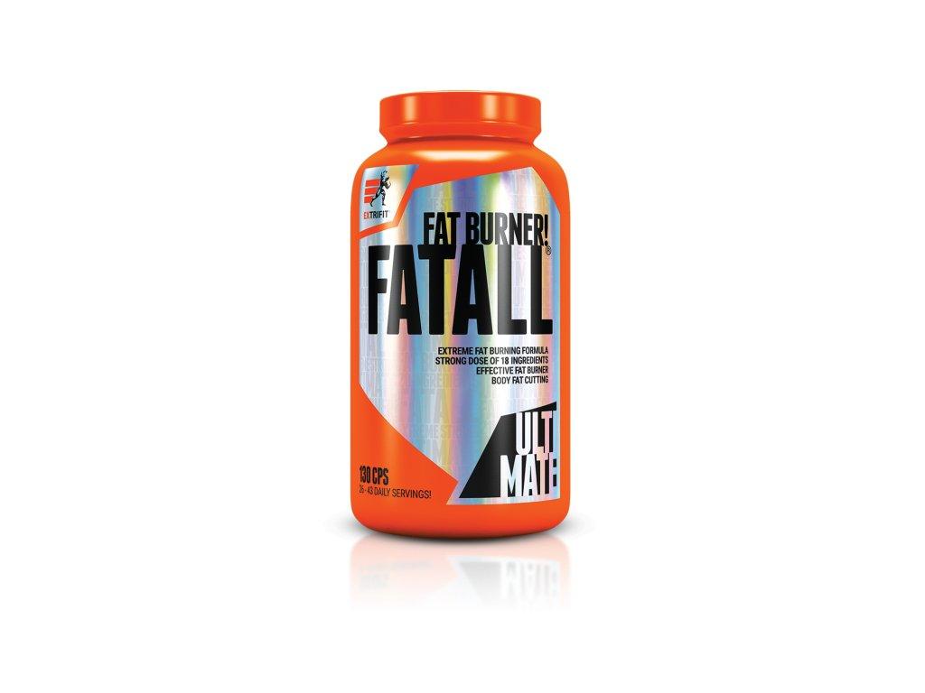 Fatall® Ultimate Fat Burner (Balení 130 kapslí)