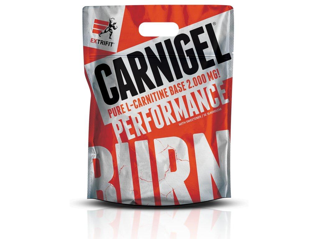 Carnigel® (Balení 25x60g, Příchuť Pomeranč)