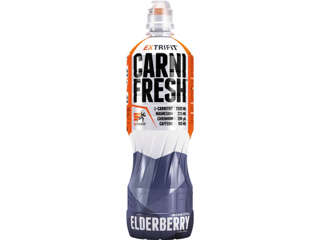 Carnifresh® (Balení 850ml, Příchuť Višeň)