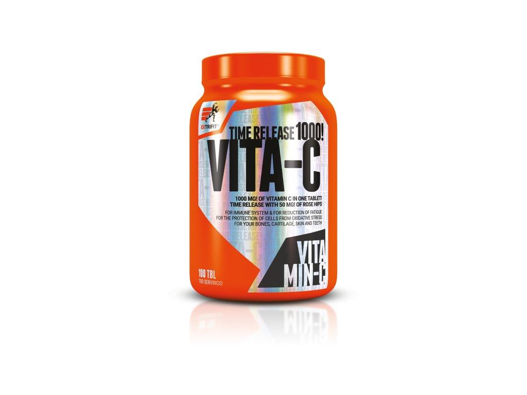 Vitamín C 1000 mg Time Release (Balení 100 kapslí)