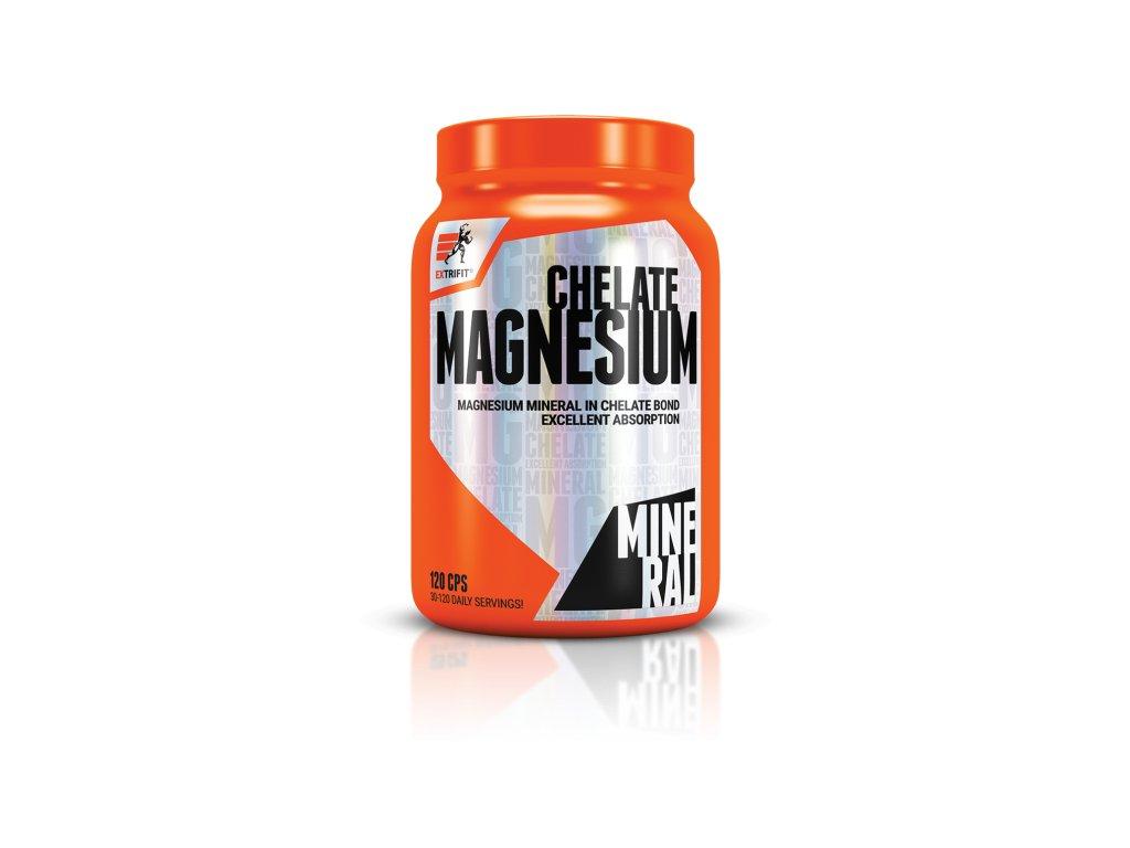 Magnesium Chelate (Balení 120 kapslí)