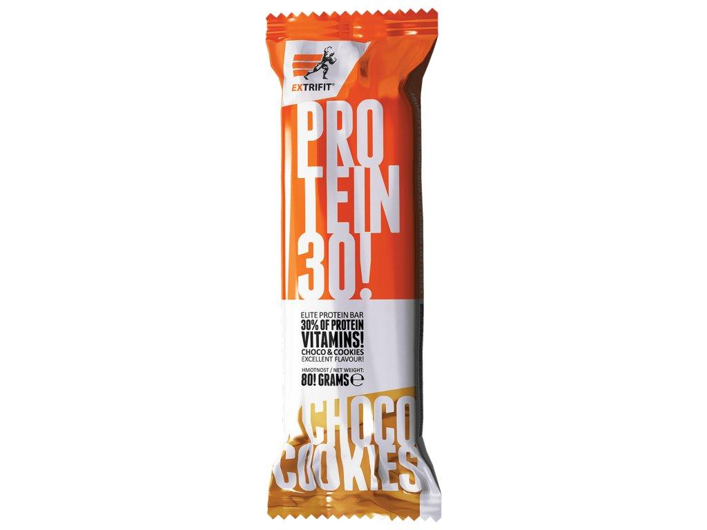 Hydro Protein Bar (Balení 25x80g, Příchuť Čokoláda-cookies)