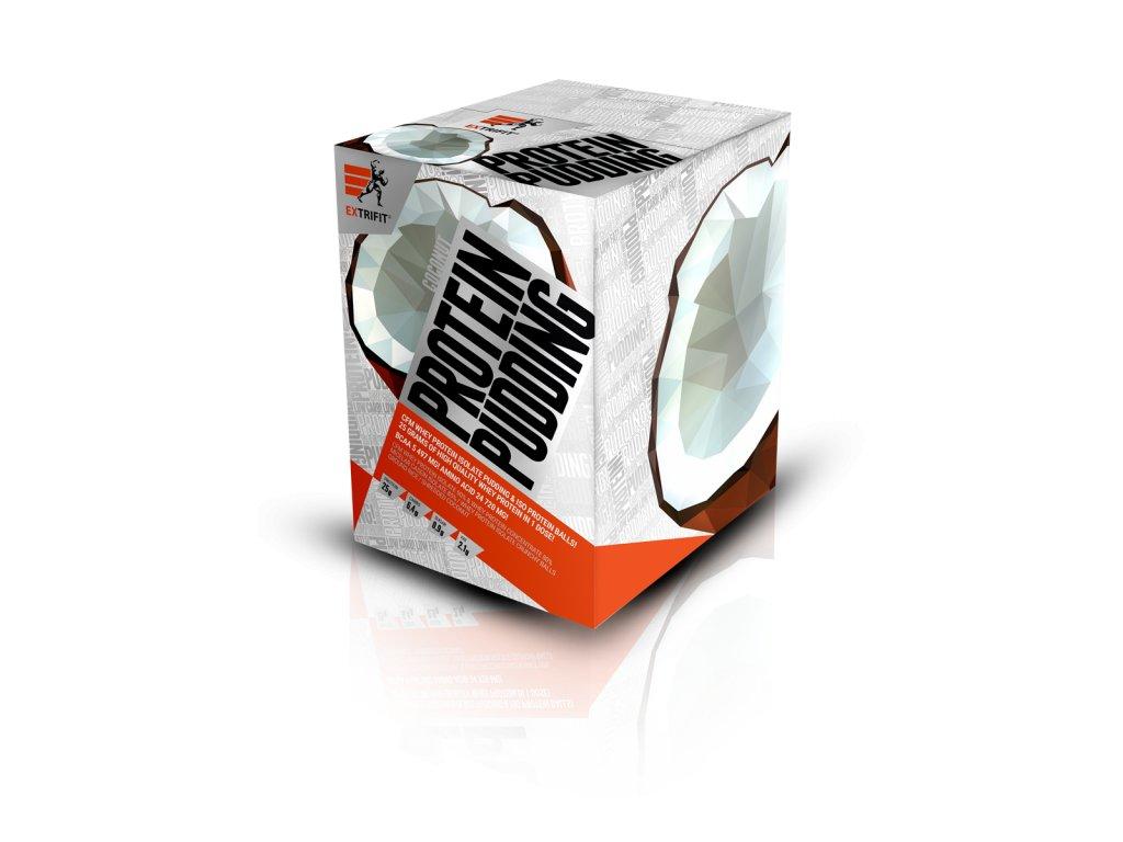 Protein Pudding (Balení 40g, Příchuť Vanilka)