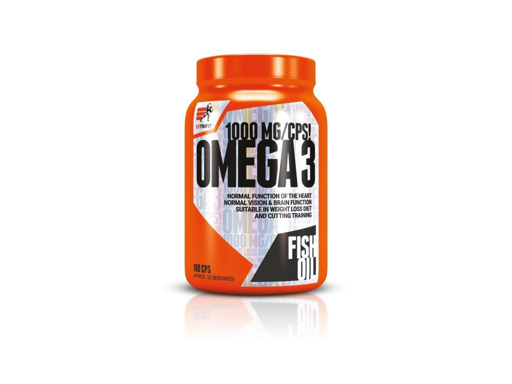Omega 3 (Balení 100 kapslí)