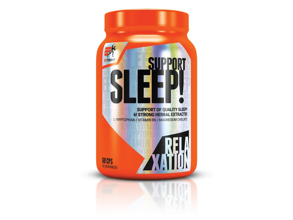 Sleep! (Balení 60 kapslí)