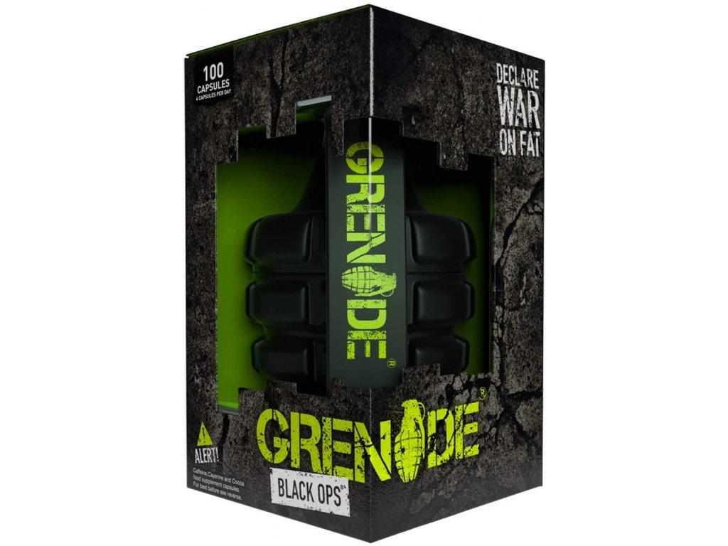 Grenade Black OPS (Balení 100 kapslí)