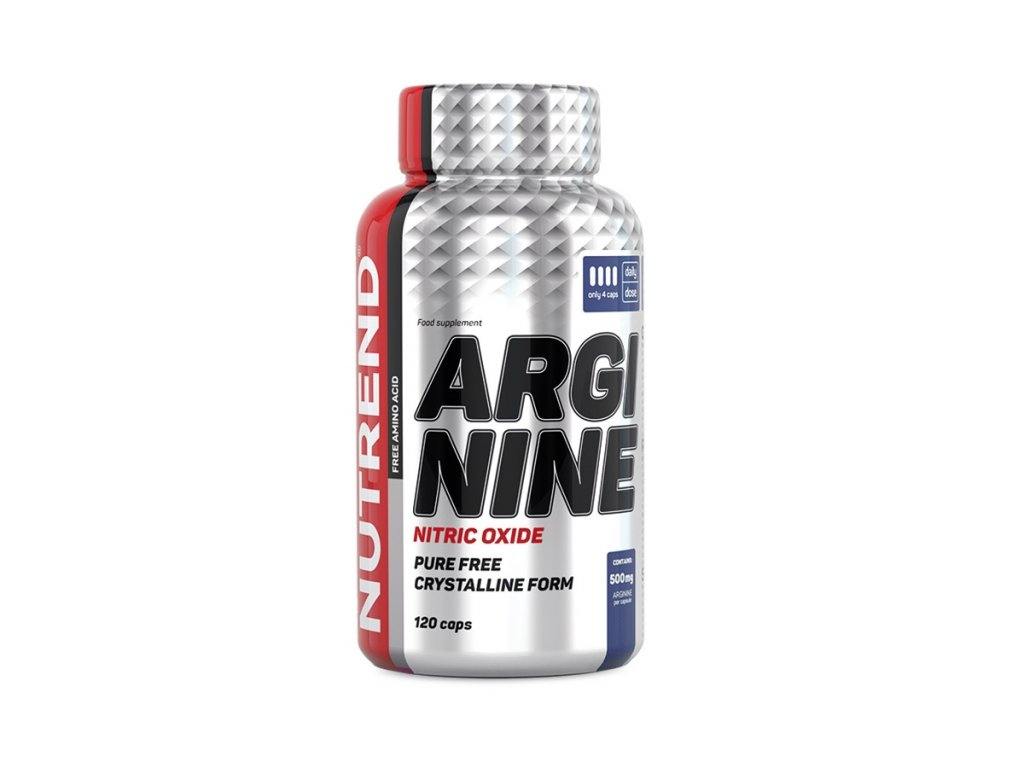 Arginine (Balení 120 kapslí)