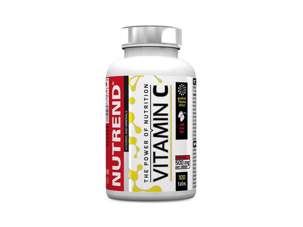 Vitamín C se šípky (Balení 100 tablet)