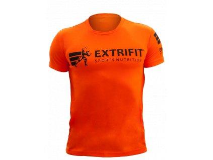 Triko Extrifit pánské 09 (Barva oblečení Oranžová, Velikost XXL)