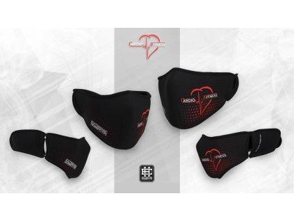 rouška cardio fitness