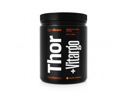 Předtréninkový stimulant Thor Fuel + Vitargo 600 g - GymBeam