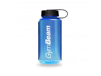 Láhev Sport Bottle Blue 1000 ml - GymBeam