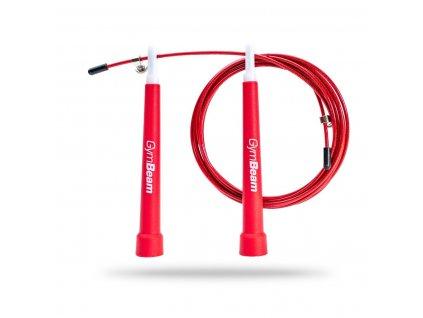 Švihadlo CrossFit Red - GymBeam