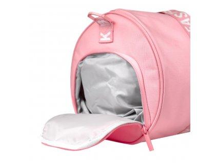 Sportovní taška Barrel Baby Pink - BeastPink
