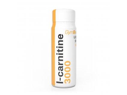 L-karnitin 3000 Liquid Shot 60 ml - GymBeam