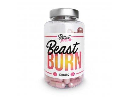 Spalovač tuků Beast Burn 120 kapslí - BeastPink AKCE
