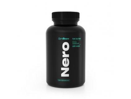 Spalovač tuků Nero 120 kaps - GymBeam AKCE
