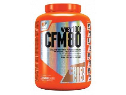 CFM Instant Whey 80 (Balení 20x30g, Příchuť Vanilka)